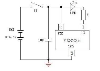 xy8235应用电路